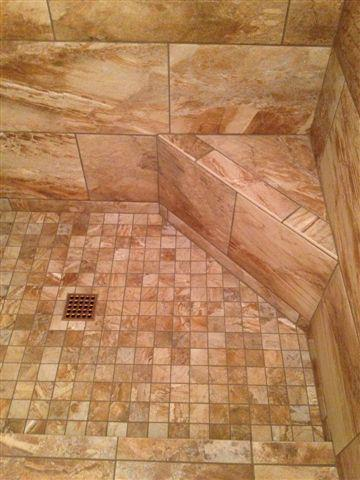 Brandon Florida Tub Conversion Stand Tile Shower