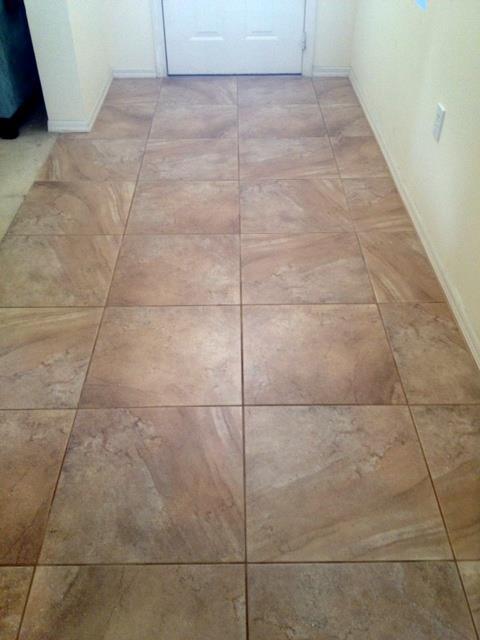 Wesley Chapel Florida Tile Floor Installation