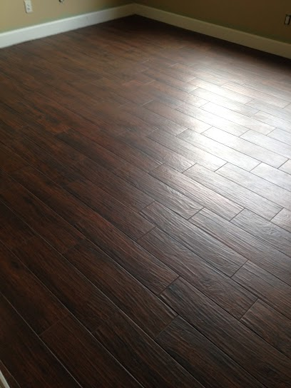 Odessa Florida Music Room 6 215 24 Maple Plank Tile