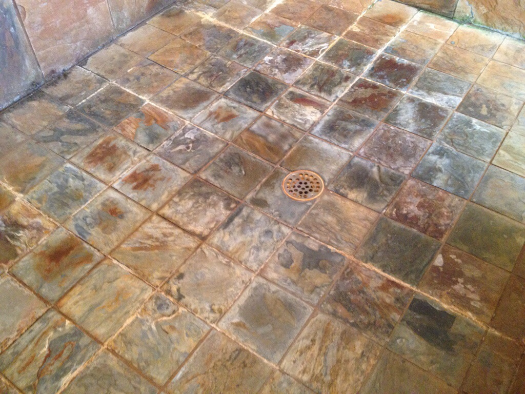 tiled bathroom pictures monfaso slate tile bathroom shower s