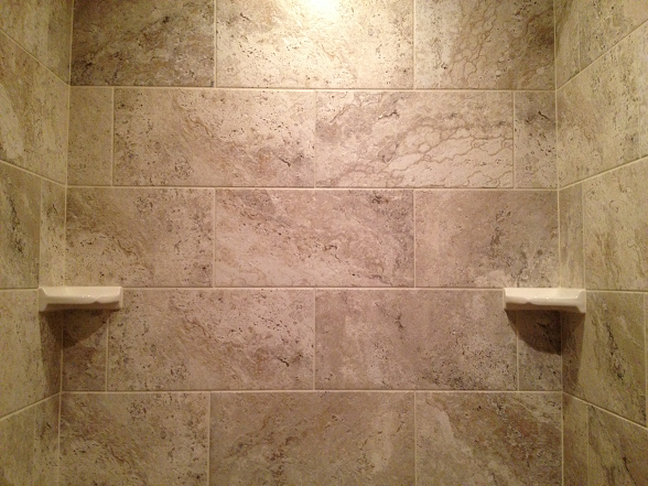 Lutz Florida 12 215 24 Shower Tile Installation Ceramictec