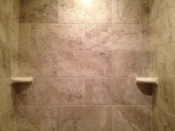 Lutz Florida 12 215 24 Shower Tile Installation Ceramictec